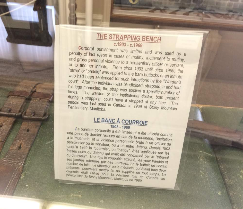 -strapping-bench